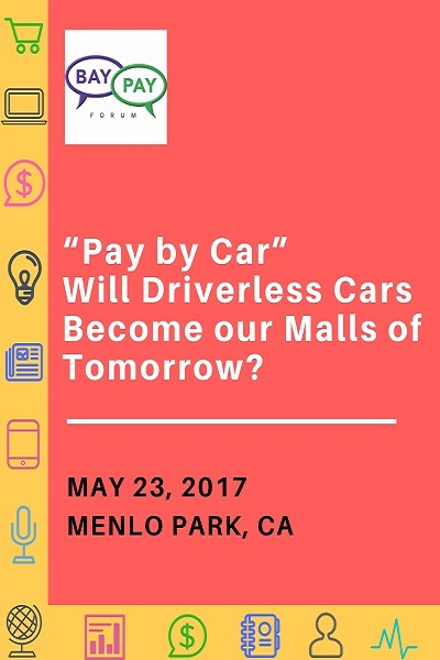 """Pay by Car""  Will Driverless Cars Become our Malls of Tomorrow? (2017)"