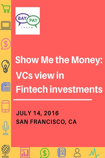 Show Me the Money - VCs view in Fintech investments (2016)