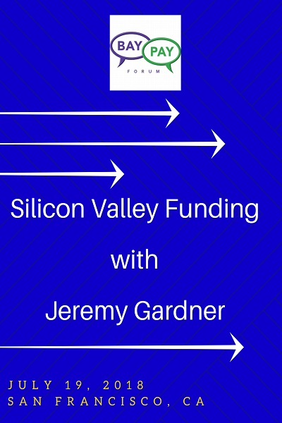 Silicon Valley Funding with Jeremy Gardner  (2018)