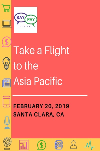 Take a Flight to the Asia Pacific - February 20, 2019 - Santa Clara, CA (2019)