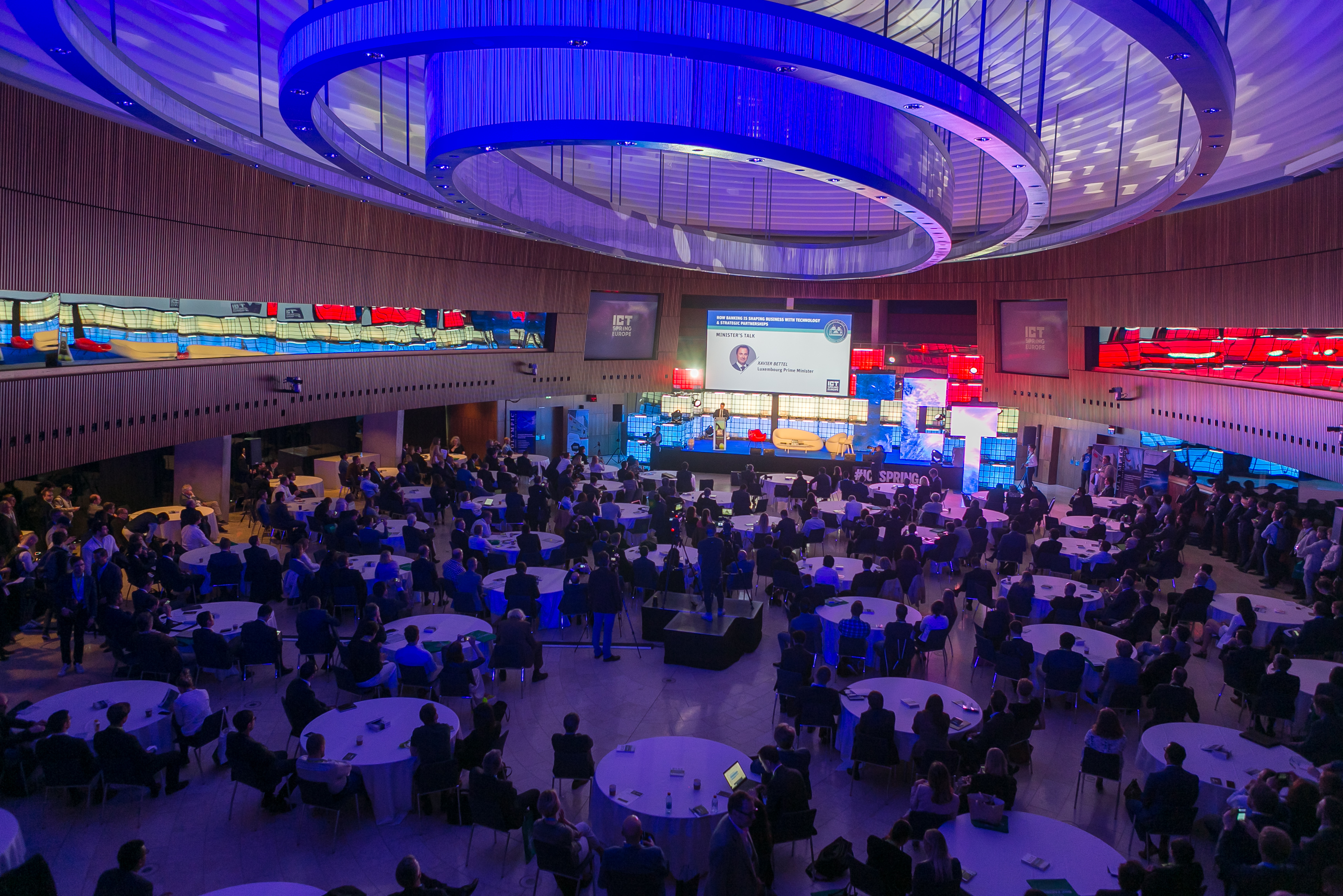 ICT SPRING 2018