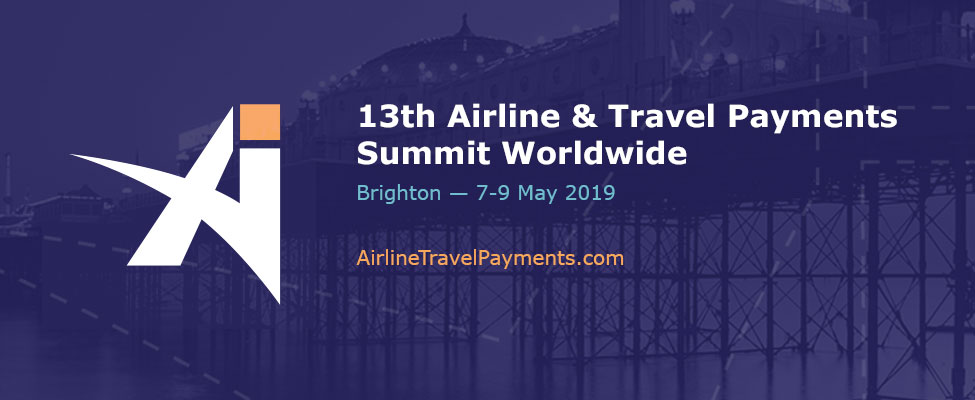 13th Airline Travel Payments Summit Worldwide 975x400