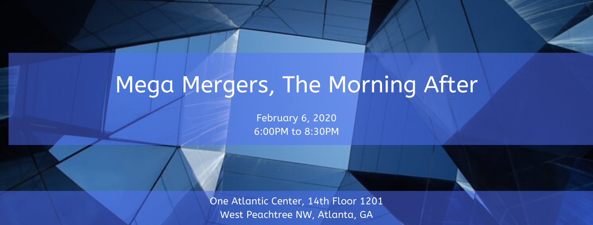 Mega Mergers The Morning After 3