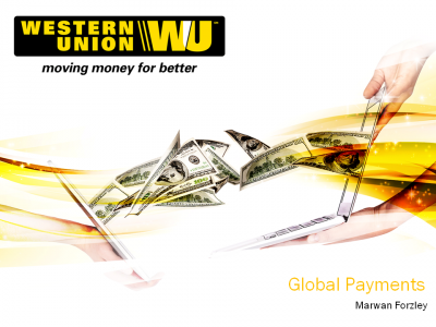 Western Union Presentation from BayPay International Treasury & Payments Best Practice Event - Sept 12, 2013