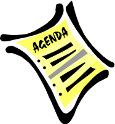 Check the Agenda